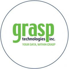 Grasp Logo with Tag-2